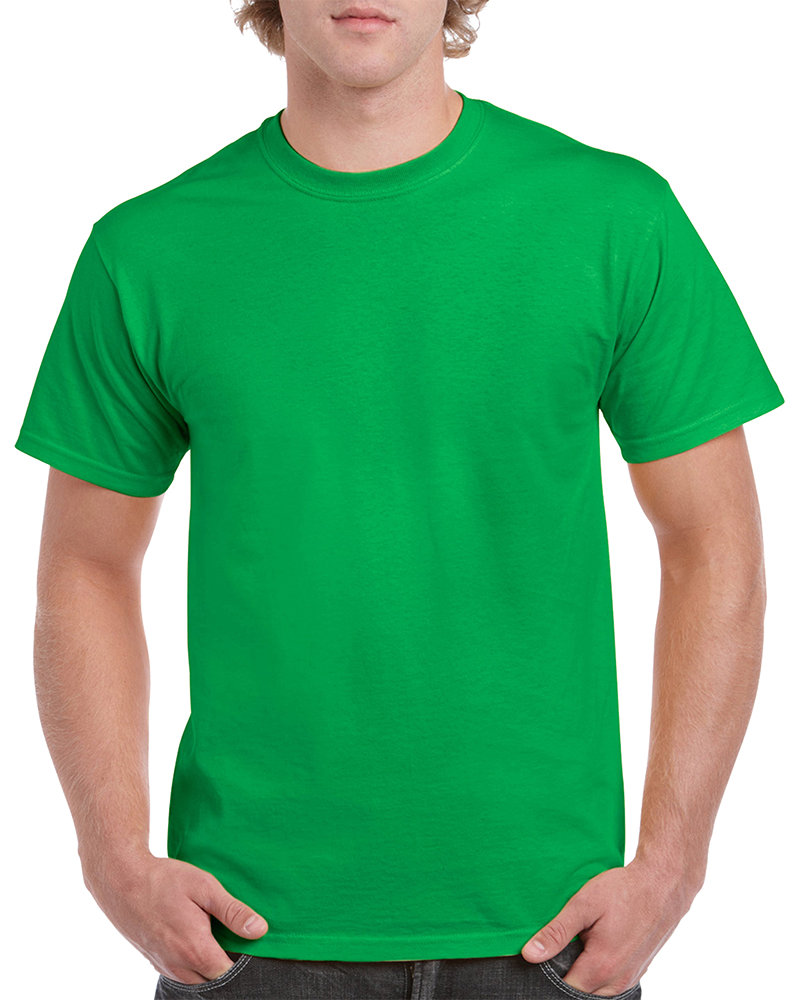 Custom Irish Green T-shirt Printing