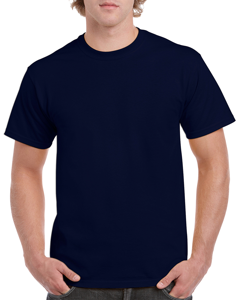 Custom Navy T-shirt Printing