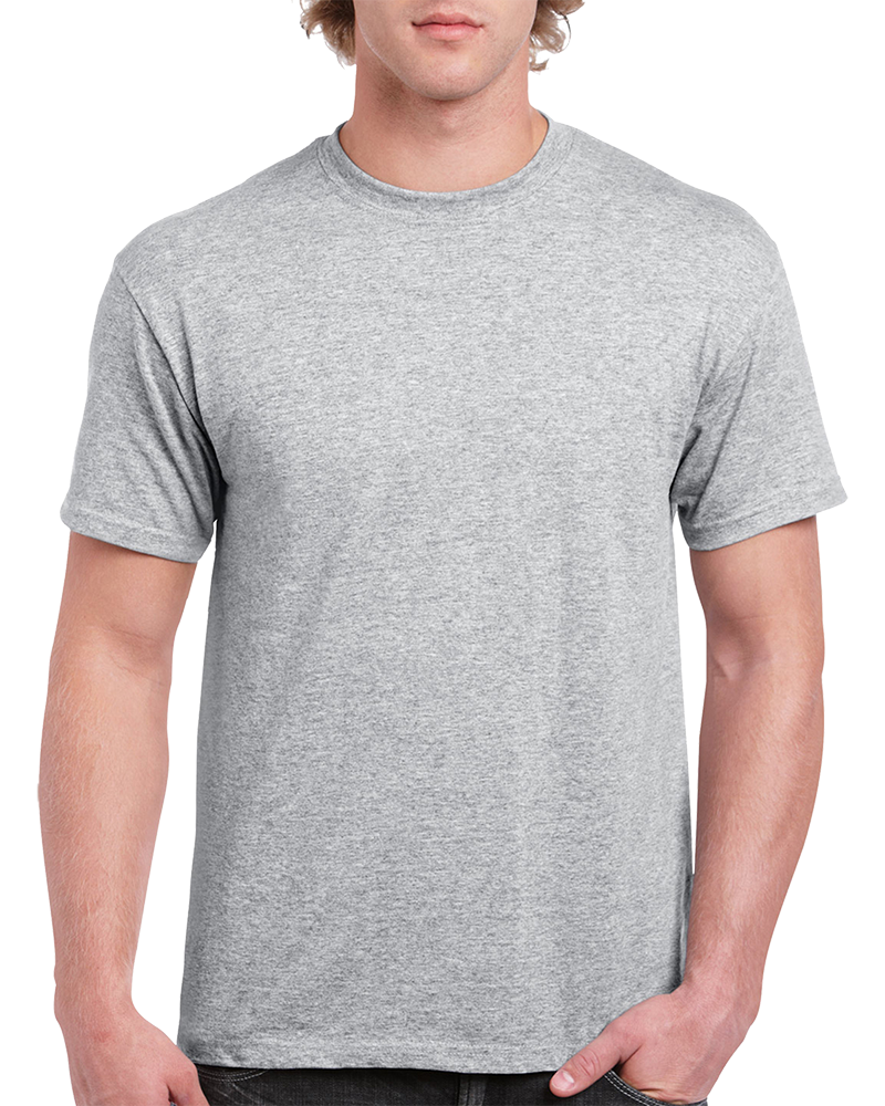 Custom Grey T-shirt Printing