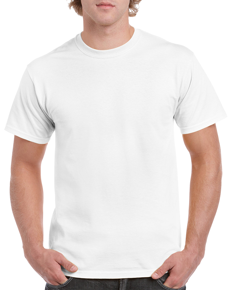 Custom White T-shirt Printing